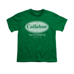 Image for Tommy Boy Youth T-Shirt - Callahan Auto