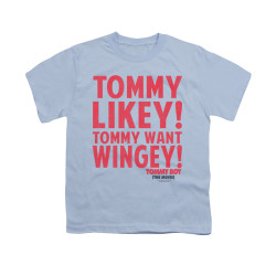 Image for Tommy Boy Youth T-Shirt - Want Wingey