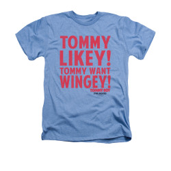 Image for Tommy Boy Heather T-Shirt - Want Wingey