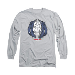 Image for Tommy Boy Long Sleeve T-Shirt - Little Coat