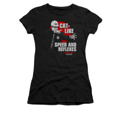 Image for Tommy Boy Girls T-Shirt - Cat Like