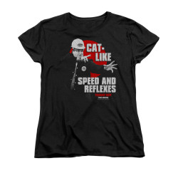 Image for Tommy Boy Woman's T-Shirt - Cat Like