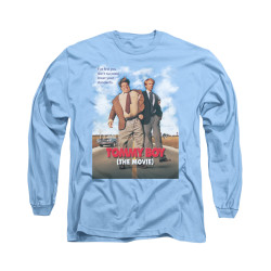 Image for Tommy Boy Long Sleeve T-Shirt - Movie Poster