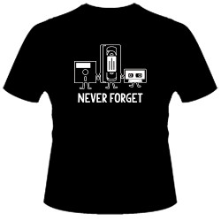 Image for Never Forget T-Shirt