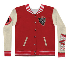 Image for Letterman Jacket Costume Sublimated T-Shirt