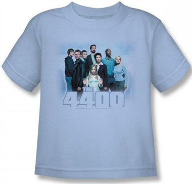 Image for The 4400 By the Lake Kids T-Shirt