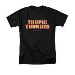 Image for Tropic Thunder T-Shirt - Title