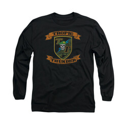 Image for Tropic Thunder Long Sleeve T-Shirt - Patch