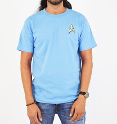 Image for Star Trek Uniform T-Shirt - Science