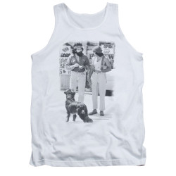 Image for Up In Smoke Tank Top - Cheech Chong Dog