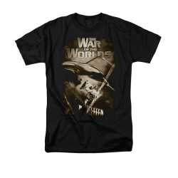 Image for War of the Worlds T-Shirt - Death Rays