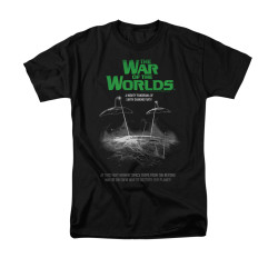 Image for War of the Worlds T-Shirt - Attack Poster