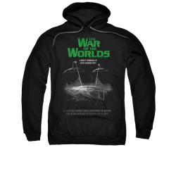 Image for War of the Worlds Hoodie - Attack Poster