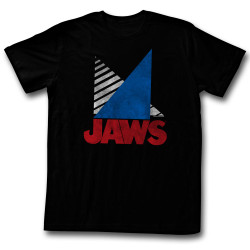 Image for Jaws T-Shirt - Triangles