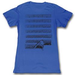 Image for Jaws Dun Nun Girls T-Shirt