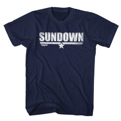 Image for Top Gun T-Shirt - Sundown