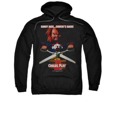 Image for Child's Play Hoodie - Chucky's Back