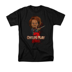 Image for Child's Play T-Shirt - Here's Chucky