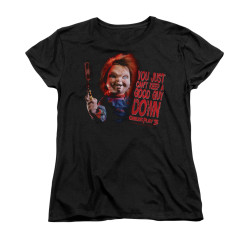 Image for Child's Play Woman's T-Shirt - Good Guy