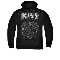 Image for Kiss Hoodie - Skull