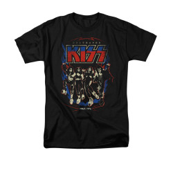 Image for Kiss T-Shirt - Destroyer