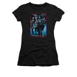 Image for Kiss Girls T-Shirt - Spirit of '76