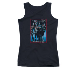 Image for Kiss Girls Tank Top - Spirit of '76s