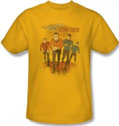 Image for Star Trek T-Shirt - Animated