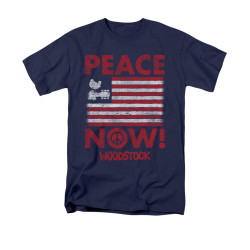 Image for Woodstock T-Shirt - Peace Now