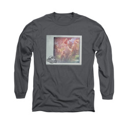 Image for Jurassic Park Long Sleeve T-Shirt - A Trip