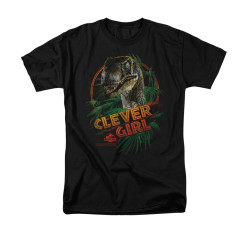 Image for Jurassic Park T-Shirt - Clever Girl