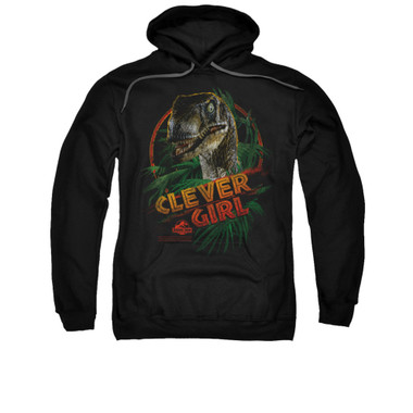 Image for Jurassic Park Hoodie - Clever Girl