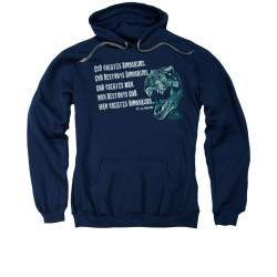 Image for Jurassic Park Long Sleeve T-Shirt - God Creates Dinosaurs