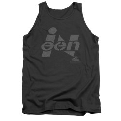 Image for Jurassic Park Tank Top - Ingen Logo