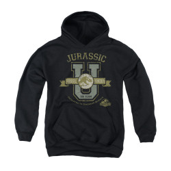 Image for Jurassic Park Youth Hoodie - Jurassic U