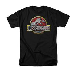 Image for Jurassic Park T-Shirt - Logo