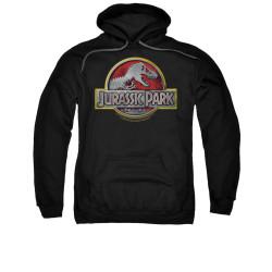 Image for Jurassic Park Hoodie - Logo