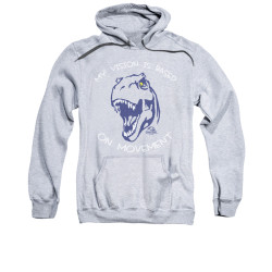 Image for Jurassic Park Hoodie - My Vision is Based on Movement