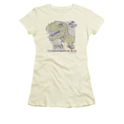 Image for Jurassic Park Girls T-Shirt - Retro Rex