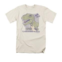 Image for Jurassic Park T-Shirt - Retro Rex