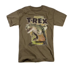 Image for Jurassic Park T-Shirt - T Rex