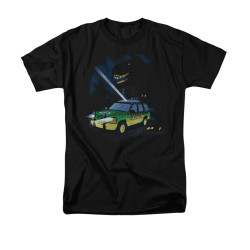 Image for Jurassic Park T-Shirt - Turn it Off