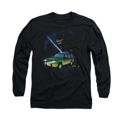 Image for Jurassic Park Long Sleeve T-Shirt - Turn it Off