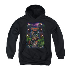 Image for Jurassic Park Youth Hoodie - Welcome to the Park