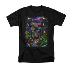 Image for Jurassic Park T-Shirt - Welcome to the Park
