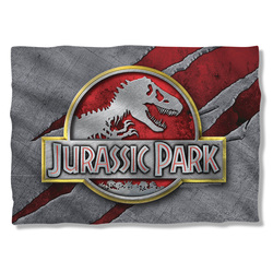 Image for Jurassic Park Pillow Case - Slash Logo