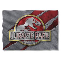Image for Jurassic Park Pillow Case - Slash Logo