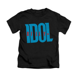 Image for Billy Idol Kids T-Shirt - Logo