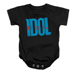 Image for Billy Idol Baby Creeper - Logo