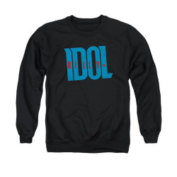 Image for Billy Idol Crewneck - Logo